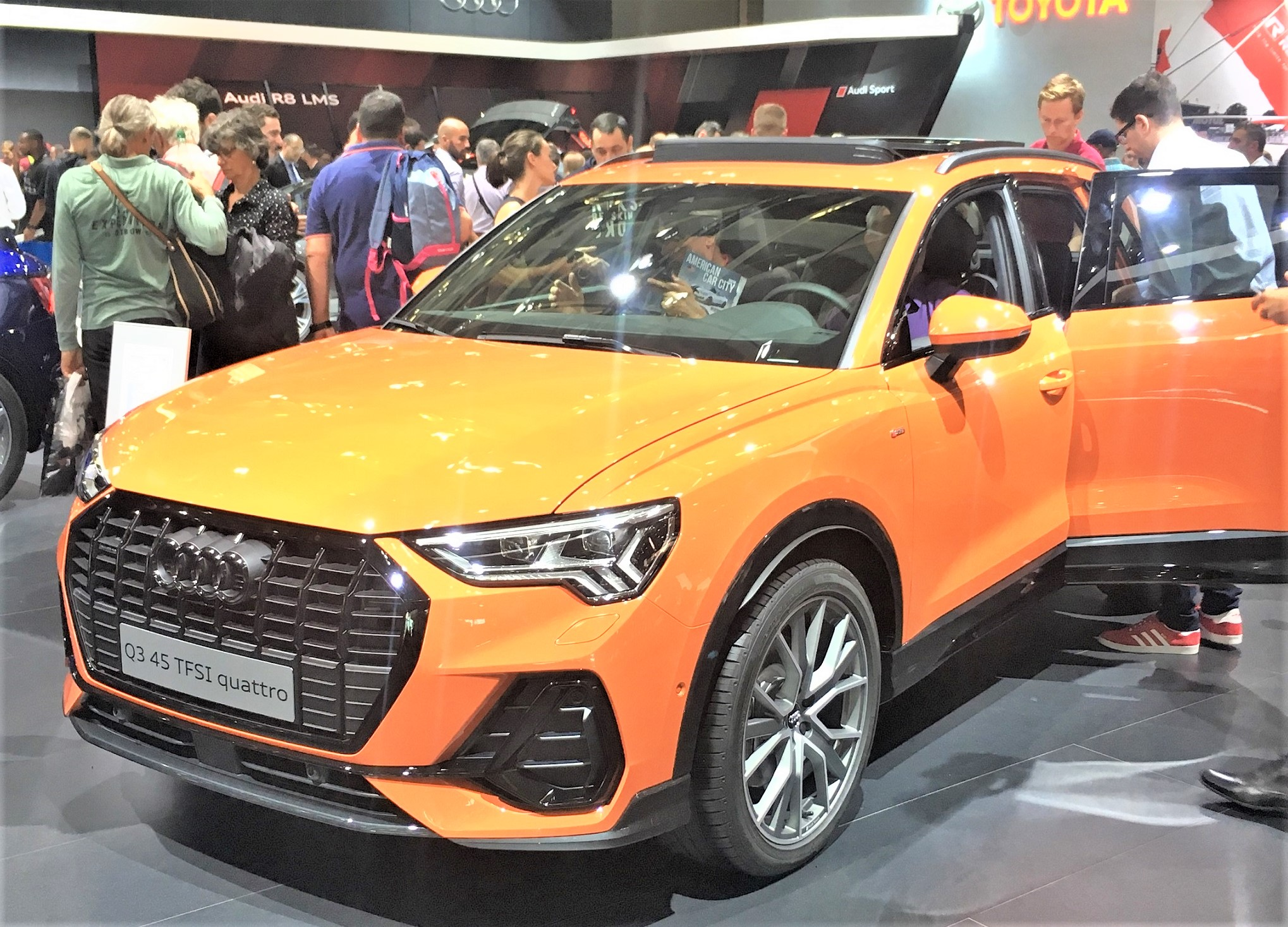 Brand New Audi Q3 Coming Soon. Taking orders now.